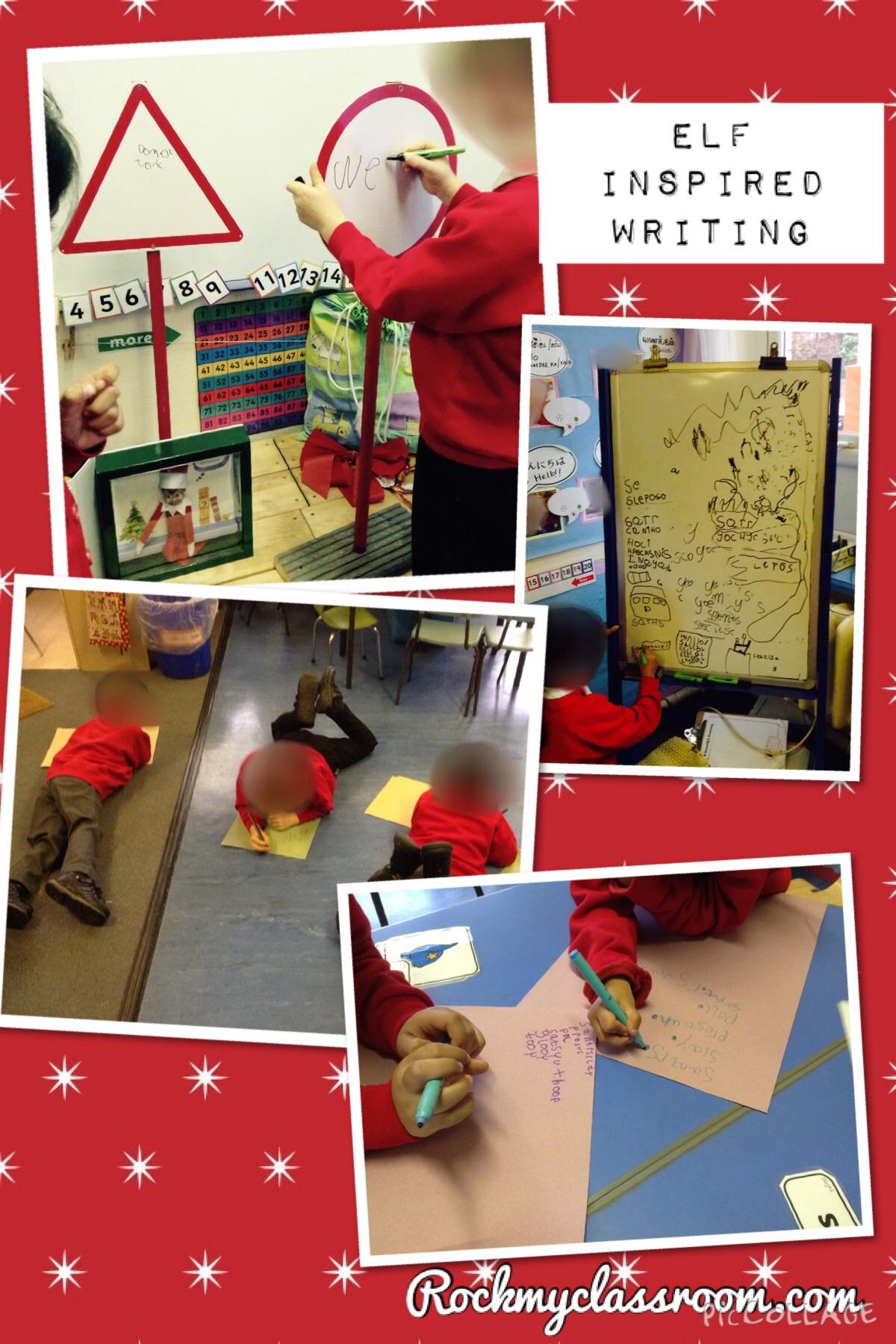 Decorating Ideas > Santa's Workshop Role Play  Rock My Classroom ~ 102803_Christmas Decorations Ideas Eyfs