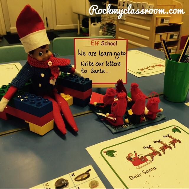 10 Elf On The Shelf Ideas For The Classroom Rock My