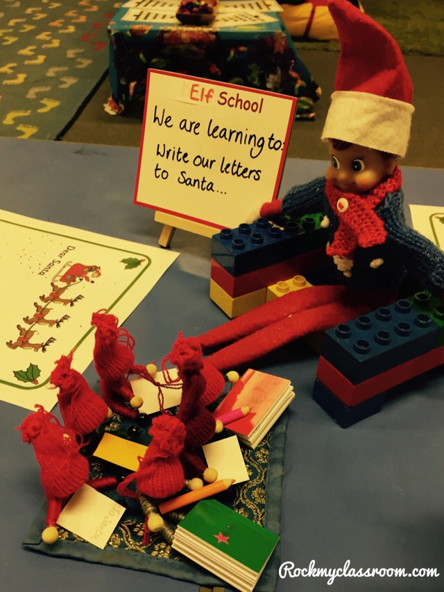 10 Elf On The Shelf Ideas For The Classroom Rock My