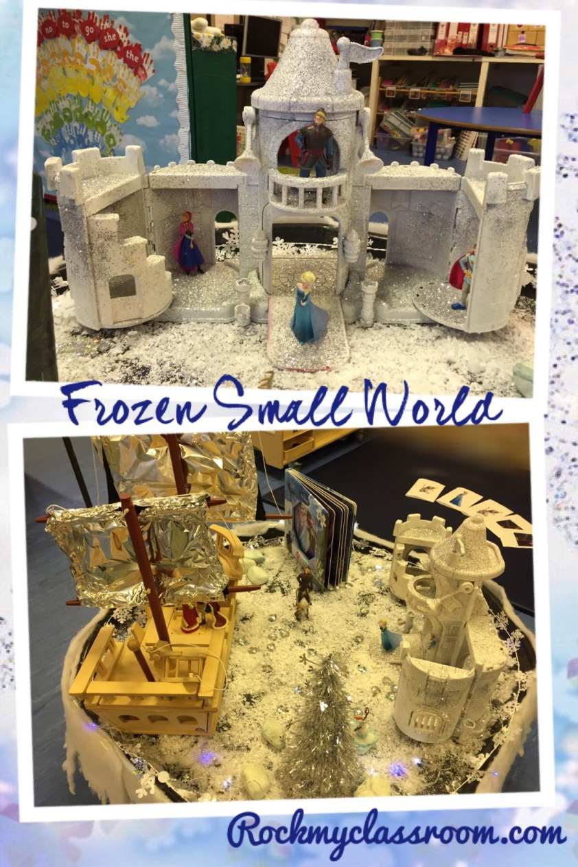 Frozen Small World