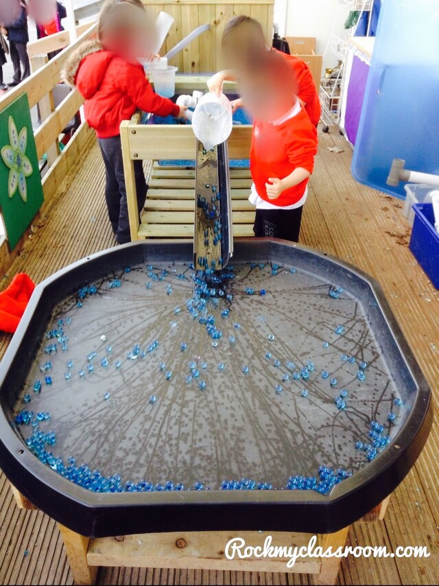 Water bead challenge